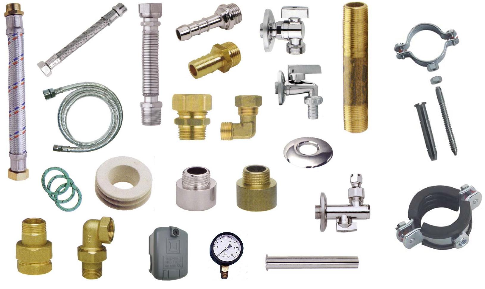Raccordi acqua aria e gas ferramenta galvani for Migliori tubi per l impianto idraulico