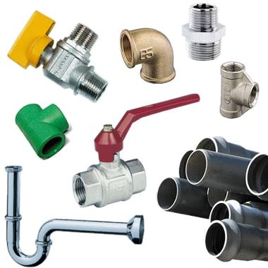 Raccordi acqua aria e gas ferramenta galvani for Tubi di plastica per l impianto idraulico